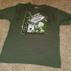 Pawn Stars Gold & Silver Pawn Shop Signed T-Shirt